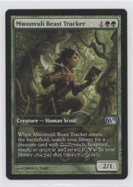 2007-Now Magic: The Gathering - - Gameday Promos #177 - Mwonvuli Beast Tracker (M13 - Full Art)