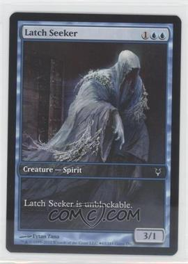 2007-Now Magic: The Gathering - - Gameday Promos #63 - Latch Seeker (Avacyn Restored - Full Art)