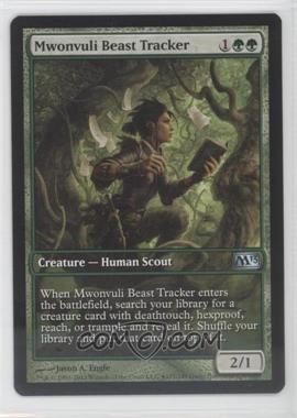 2007-Now Magic: The Gathering - Gameday Promos #177 - Mwonvuli Beast Tracker (M13 - Full Art)