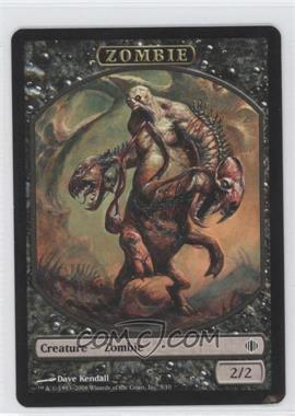 2008 Magic: The Gathering - Shards of Alara - Booster Pack [Base] #T5 - Token - Zombie