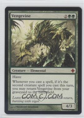 2010 Magic: The Gathering - Rise of the Eldrazi - Booster Pack [Base] #212 - Vengevine