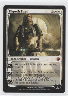 2010 Magic: The Gathering - Scars of Mirrodin - Booster Pack [Base] #6 - Elspeth Tirel