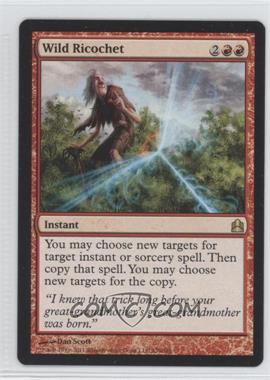2011 Magic: The Gathering - - Commander Format #139 - Wild Ricochet