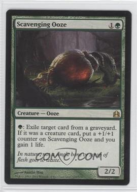 2011 Magic: The Gathering - - Commander Format #170 - Scavenging Ooze