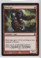 Kird Ape [Noted]