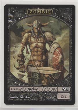2011 Magic: The Gathering - Core Set: 2012 - Booster Pack [Base] #T3 - Zombie (Token)