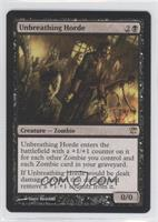 Unbreathing Horde