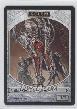 2011 Magic: The Gathering - New Phyrexia - Booster Pack [Base] #T3 - Golem (Token)