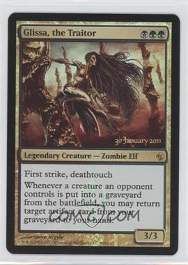 2011 Magic: the Gathering - Mirrodin Besieged - Booster Pack [Base] - Foil #96 - Glissa, the Traitor (Prerelease)