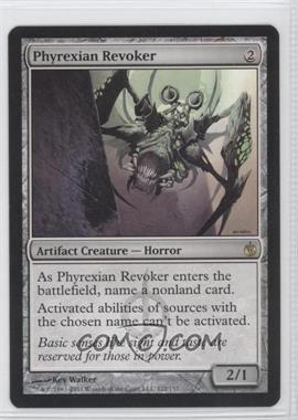 2011 Magic: the Gathering - Mirrodin Besieged - Booster Pack [Base] #122 - Phyrexian Revoker