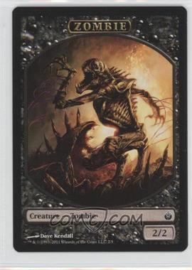 2011 Magic: the Gathering - Mirrodin Besieged - Booster Pack [Base] #T2 - Zombie (Token)