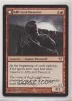 Afflicted Deserter / Werewolf Ransacker