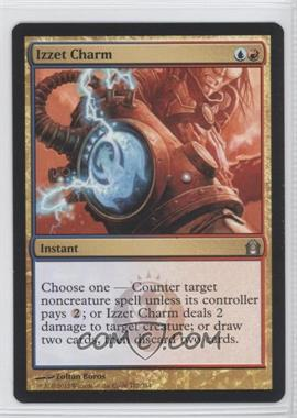 2012 Magic: The Gathering - Return to Ravnica - Booster Pack [Base] #172 - Izzet Charm