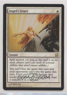 2013 Magic: The Gathering - Modern Masters - Booster Pack Compilation Set #4 - Angel's Grace