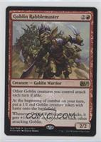 Goblin Rabblemaster (Buy-a-Box)