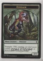 Token - Dinosaur