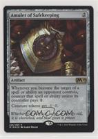 Amulet of Safekeeping (Prerelease Foil)