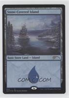 Eldraine Wonderland - Snow-Covered Island
