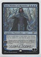 Jace, Wielder of Mysteries (Stained Glass)