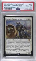 Ranger-Captain of Eos [PSA10GEMMT]