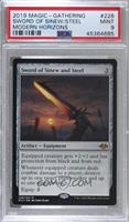 Sword of Sinew and Steel [PSA 9 MINT]