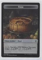 Token Artifact - Food