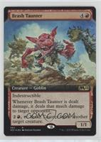Brash Taunter (Extended Art)