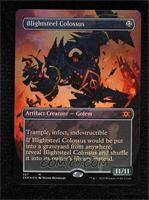 Blightsteel Colossus (Full Art)