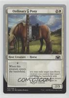 Ordinary Pony
