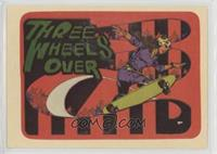 Three Wheels Over/Mike Goldman