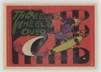 Three Wheels Over/Mike Goldman