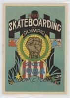Make Skateboarding An Olympic Sport 1984