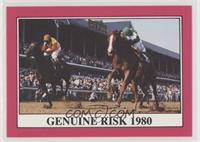 Genuine Risk