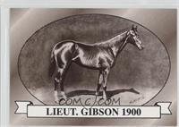 Lieut. Gibson 1900