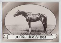 Judge Himes 1903