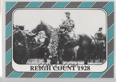 1991 Horse Star Kentucky Derby - [Base] #54 - Reigh Count