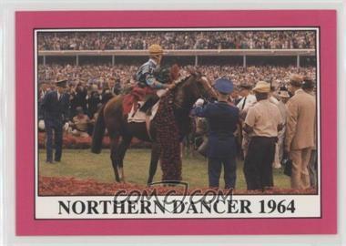 1991 Horse Star Kentucky Derby - [Base] #90 - Northern Dancer