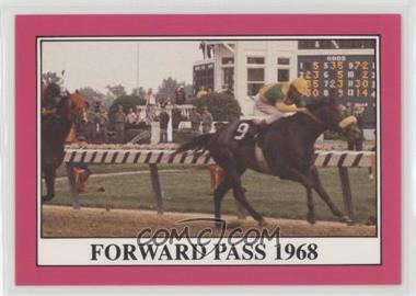 1991 Horse Star Kentucky Derby - [Base] #94 - Forward Pass