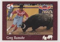 Greg Rumohr
