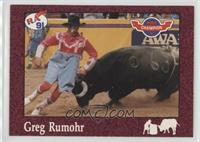 Greg Rumohr