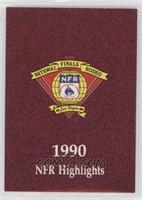 1990 NFR Highlights