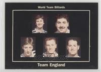 World Team Billiards - Team England /1000000