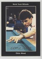 World Team Billiards - Chris Wood /1000000