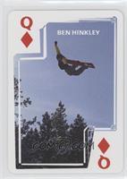 Ben Hinkley