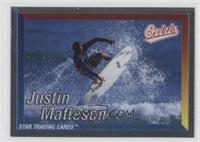 Justin Matteson