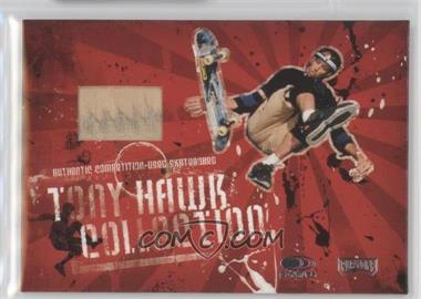 2004 Donruss Playoff Tony Hawk Collection - Competition-Used Skateboard #TH-1 - Tony Hawk