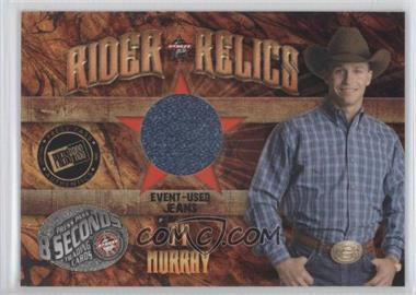 2009 Press Pass 8 Seconds - Rider Relics #RR-TM2 - Ty Murray