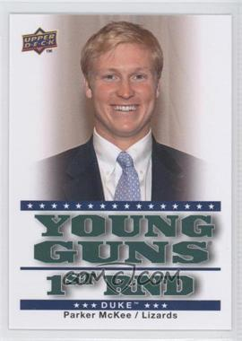 2010 Upper Deck Major League Lacrosse - [Base] #97 - Parker McKee
