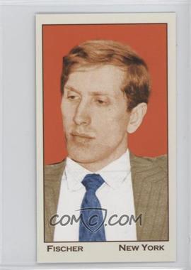 2011 FaceChess - [Base] #1 - Bobby Fischer
