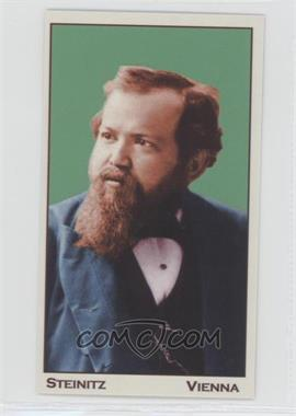 2011 FaceChess - [Base] #11 - Wilhelm Steinitz